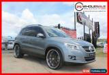 Classic 2009 Volkswagen Tiguan 5N 125TSI Wagon 5dr Spts Auto 6sp 4MOTION 2.0T [MY10] A for Sale